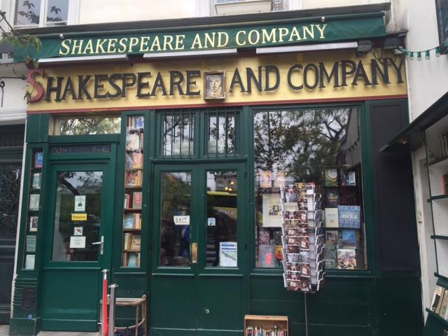 shakespeare n co